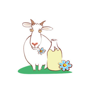 Молочная продукция из козьего молока